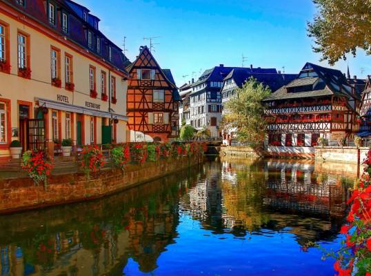 Στρασβούργο  - Χωριά Αλσατίας - Χαϊδελβεργη