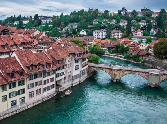 Πανόραμα Ελβετίας-Αλσατία-Μέλας Δρυμός